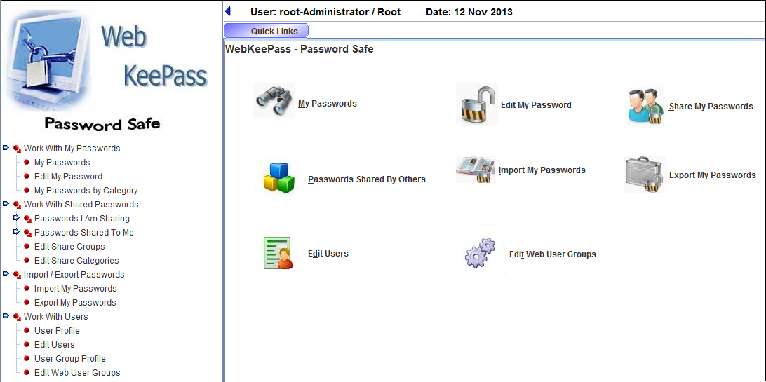 Installing WebKeePass on a Debian Server | Lisenet com :: Linux