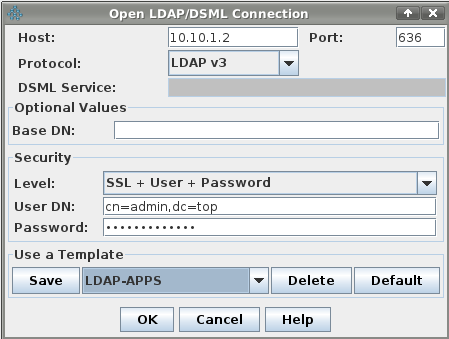 Install and Configure an OpenLDAP Server with SSL on Debian