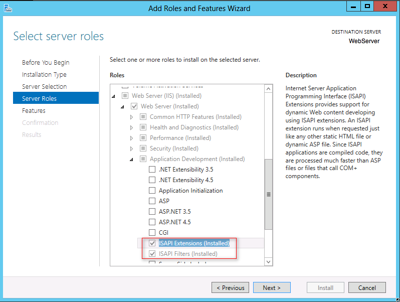 Configure Iis 8 And Tomcat Connector Isapi Filter On Windows Server